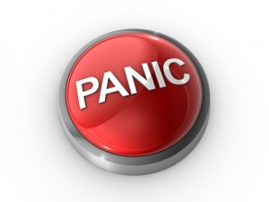 Is it time to hit the panic button yet?